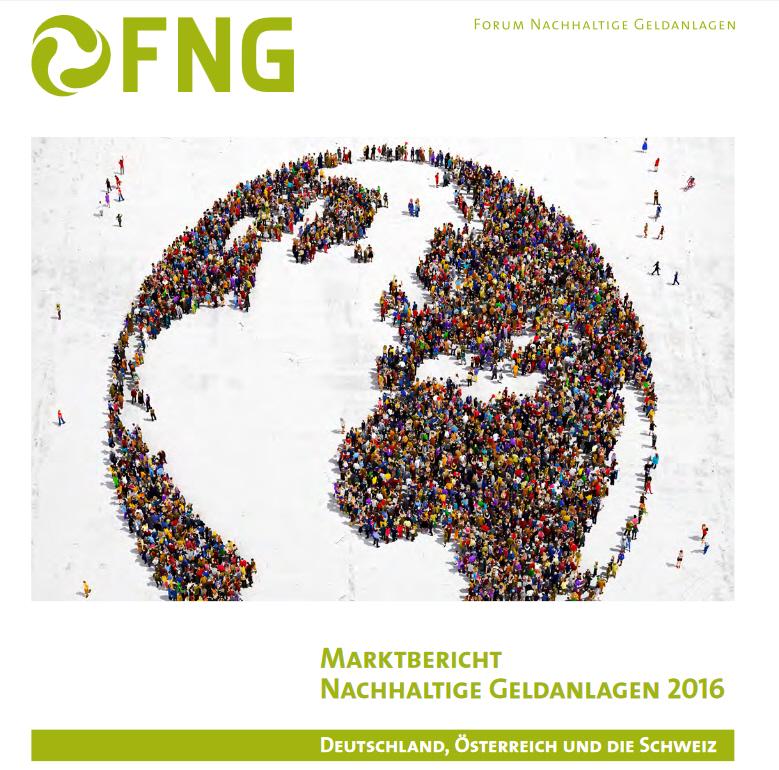 Marktbericht Nachhaltige Geldanlagen 2016